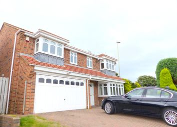 Thumbnail 5 bedroom detached house for sale in Westcroft, Whitburn, Sunderland
