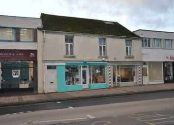 Thumbnail 2 bed flat to rent in Queen Street, Barnstaple