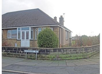 Thumbnail 3 bed semi-detached bungalow for sale in Kenwood Avenue, Morecambe