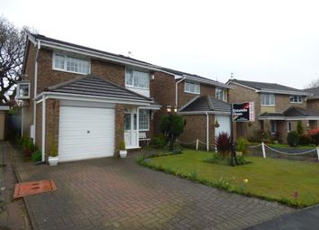 Thumbnail 3 bed detached house for sale in Levensgarth Avenue, Fulwood, Preston, Lancashire