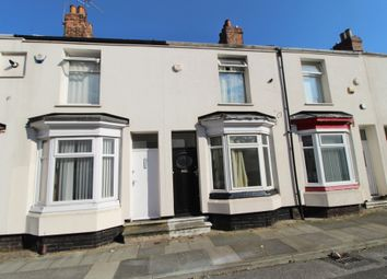 Thumbnail 2 bed terraced house for sale in Faraday Street, Middlesbrough, Cleveland