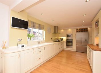 Thumbnail 4 bed property for sale in Priory Way, Lea, Gainsborough