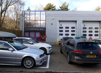 Thumbnail Warehouse to let in Unit 6 Sky Business Park, Eversley Way, Thorpe, Egham, Surrey