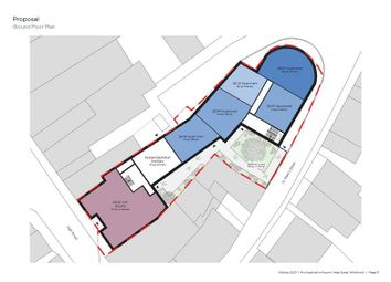Thumbnail Land for sale in Residential Development Opportunity, Poundstretcher, 13-17 High Street, Whitchurch, Shropshire