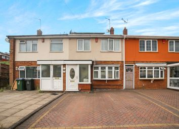 Thumbnail 3 bed terraced house for sale in Ardav Road, West Bromwich