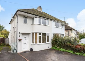 Thumbnail 4 bedroom semi-detached house for sale in Botley, Oxford