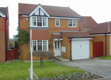 Thumbnail 4 bed detached house for sale in High Croft, Brandon, Durham