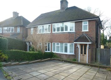 Thumbnail 3 bed property to rent in Edward Road, Haywards Heath