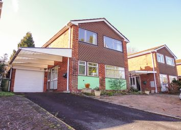 Thumbnail 3 bed detached house for sale in Winterburn Road, Worcester