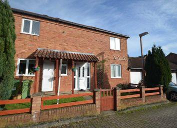 Thumbnail 3 bed semi-detached house for sale in Gunmaker Court, Neath Hill, Milton Keynes
