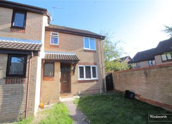 Thumbnail 3 bed end terrace house to rent in The Campions, Borehamwood, Hertfordshire