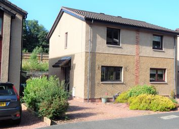 Thumbnail 2 bed semi-detached house for sale in Glenfield Road East, Galashiels