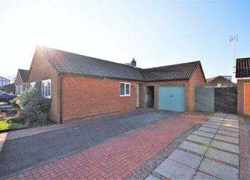 Thumbnail 3 bed detached bungalow for sale in Dene Close, Sarisbury Green, Southampton