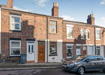 Thumbnail 2 bed terraced house for sale in Boughey Street, Stoke-On-Trent