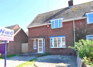 Thumbnail 3 bed semi-detached house for sale in Guildford Avenue, Westgate-On-Sea, Kent