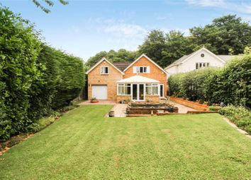 Thumbnail 5 bed detached house for sale in Hollow Lane, Dormansland, Lingfield