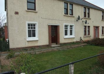 Thumbnail 2 bed flat to rent in Lochbridge Road, North Berwick