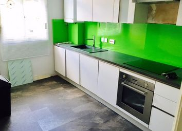 Thumbnail 4 bed flat to rent in Ellingham Road, London
