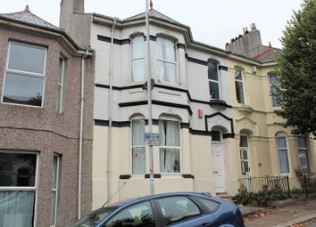 Thumbnail Terraced house to rent in Beatrice Avenue, Lipson, Plymouth