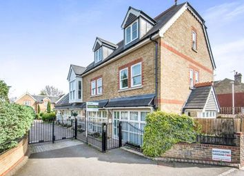 Thumbnail 3 bed end terrace house for sale in Marylebone Gardens, Richmond