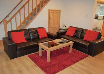 Thumbnail 3 bedroom terraced house for sale in Stornway Road, Thurnby Lodge, Leicester