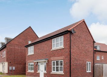 Thumbnail 3 bed detached house for sale in Sandgate, Coxhoe, County Durham