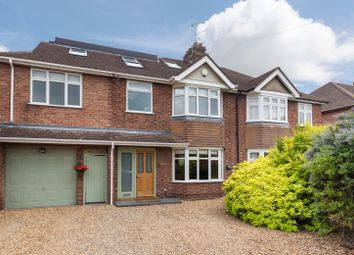 Thumbnail 6 bed semi-detached house for sale in Adkins Corner, Perne Road, Cambridge