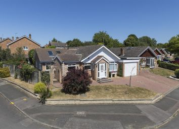 Thumbnail 3 bed detached bungalow for sale in Cockermouth Close, Leamington Spa
