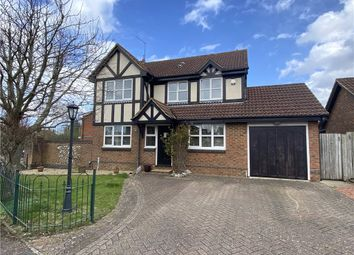 4 bed detached house for sale in Rose Gardens, Farnborough, Hampshire GU14