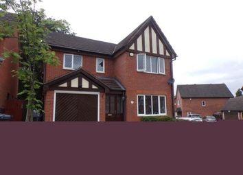 Thumbnail 4 bed detached house for sale in Sycamore Crescent, Erdington, Birmingham, West Midlands