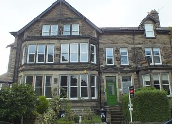 Thumbnail 2 bed flat to rent in 25 Mornington Crescent, Harrogate