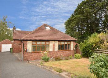 Thumbnail 2 bed detached bungalow for sale in Allerton Grange Walk, Leeds, West Yorkshire