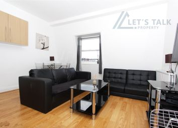 Thumbnail 3 bed property to rent in Leinster Gardens, London