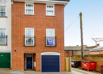 Thumbnail 4 bedroom town house to rent in Weavers Terrace, Weavers Lane, Sudbury