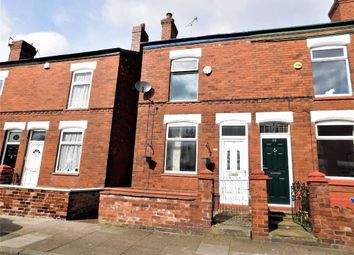 Thumbnail 2 bed end terrace house for sale in Berlin Road, Edgeley, Stockport