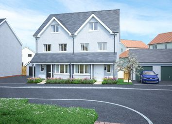 Thumbnail 4 bed semi-detached house for sale in Tews Lane, Barnstaple, Devon
