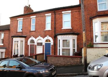 Thumbnail 3 bed terraced house to rent in Cheviot Street, Lincoln