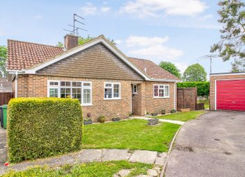 Thumbnail 2 bed bungalow for sale in Longmead, Woolton Hill, Newbury