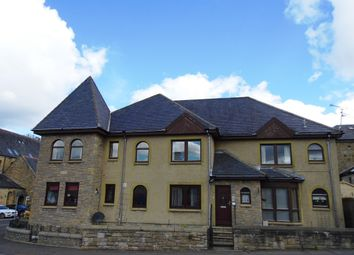 Thumbnail 2 bedroom flat to rent in St Modans Court, Falkirk