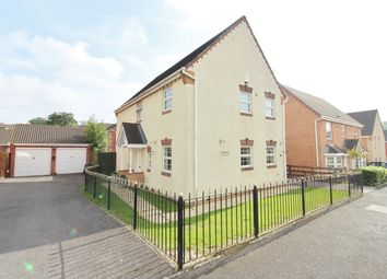 Thumbnail 4 bedroom detached house for sale in The Nurseries, Langstone, Newport