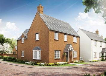 "Thumbnail 4 bed detached house for sale in ""Yardley"" at Heathencote, Towcester"