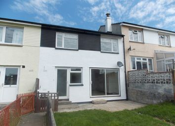 Thumbnail 3 bed terraced house to rent in Roydon Lane, Launceston, Cornwall