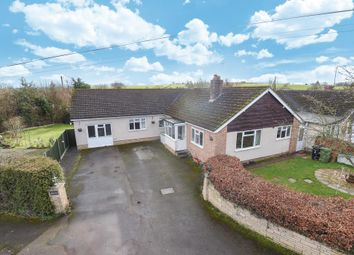 Thumbnail 4 bed detached bungalow for sale in Dilwyn, Herefordshire
