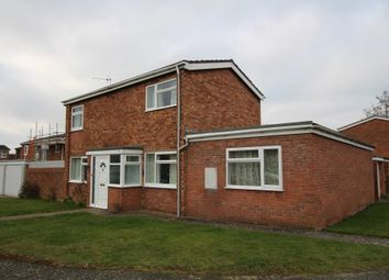 Thumbnail 3 bedroom detached house for sale in Robins Close, Ely