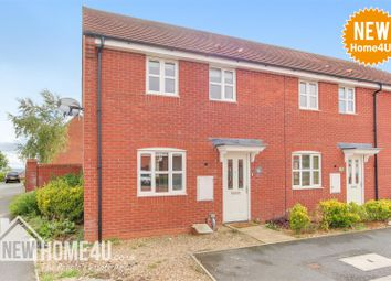 Thumbnail 3 bed semi-detached house for sale in Miller Road, Brymbo, Wrexham