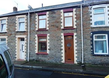 Thumbnail 3 bedroom terraced house for sale in West Taff Street, Porth