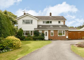 Thumbnail 5 bed detached house for sale in Shortsfield Close, Horsham, West Sussex
