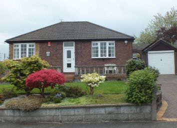 Thumbnail 2 bed bungalow for sale in Newfold Crescent, Brown Edge, Stoke-On-Trent