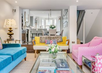 Thumbnail 4 bedroom terraced house for sale in Salcott Road, Battersea, London