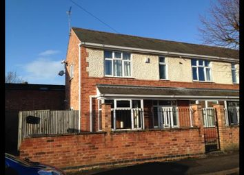 Thumbnail 2 bed end terrace house to rent in Albert Promenade, Loughborough, Leicestershire